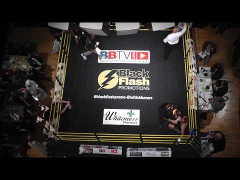 Zelfa Barrett vs Ibrar Riyaz - BBTV LIVE - Black Flash Promotions