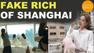 Fake Rich of China: The Secret Lives and Lies of 'Shanghai Socialites' | China Economy | Internet