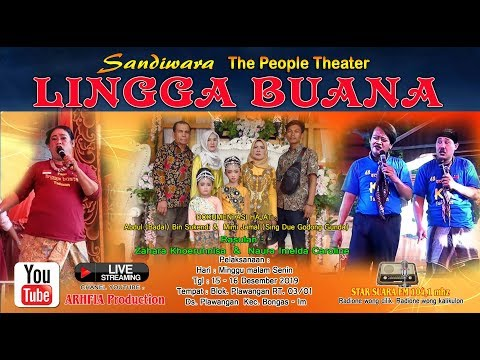 LIVE SANDIWARA LINGGA
