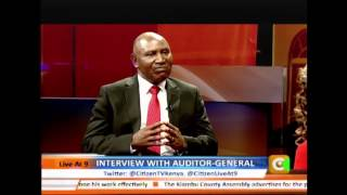 Live at 9 with Auditor General
