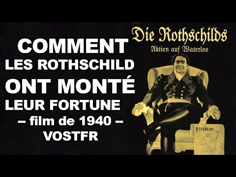 Les Rothschilds - Die Rothschilds, Aktien auf Waterloo - 1940 - film complet (VOSTFR)