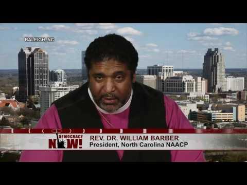 Rev. William Barber on Next Steps After Obama & Dylann Roof
