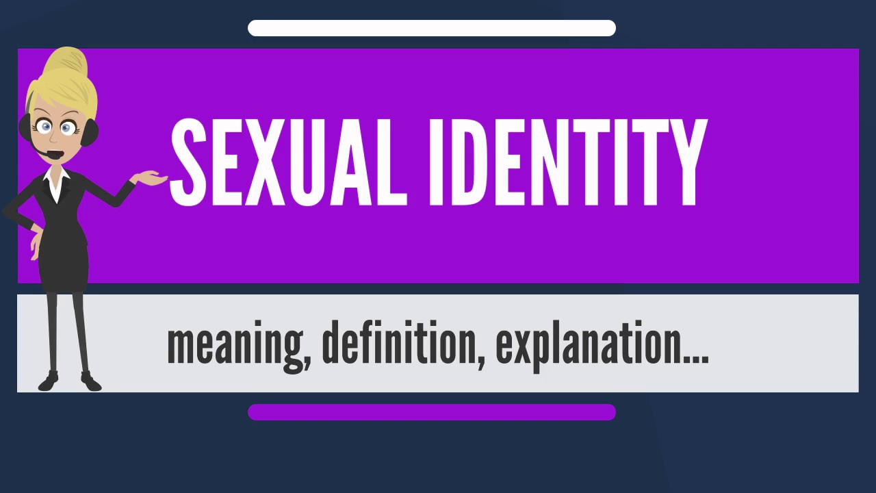 what is sexual identity? what does sexual identity mean? sexual