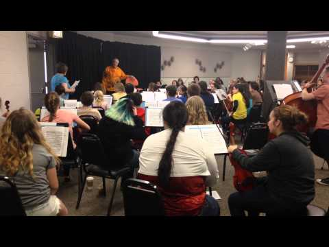 Omaha Conservatory of Music marks Pi Day at just the right moment