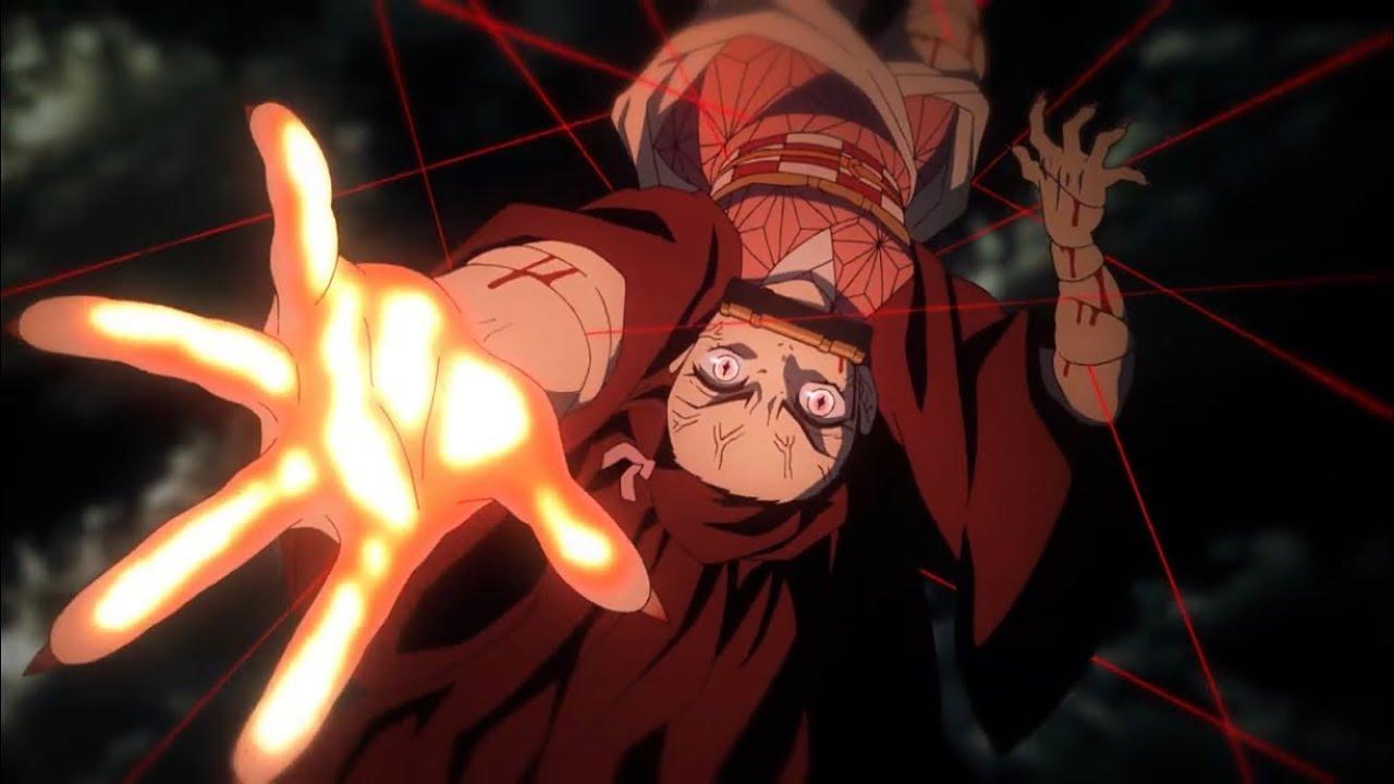 Nezuko | Huyết Quỷ Thuật | Bộc Huyết | Kimetsu no Yaiba