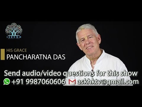 Ask a Hare Krsna Episode 05 (Answers By Pancharatna Das)
