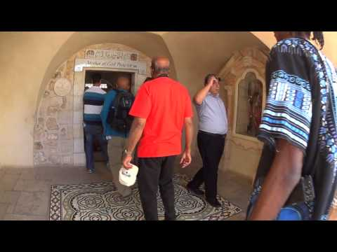 The story of the Milk Grotto Church, Bethlehem, Tour Guide: George Saadeh