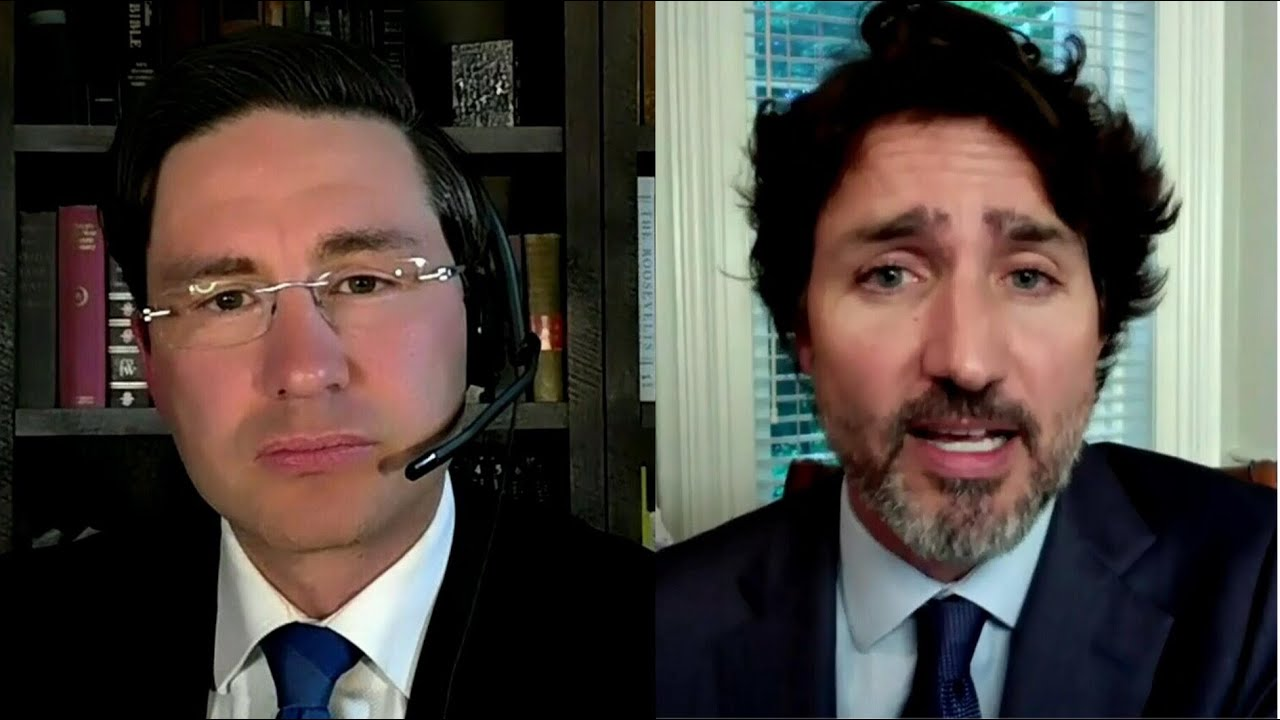 Flashback: Canada's 'watchdog' Poilievre grills & exposes Trudeau during WE Charity hearing