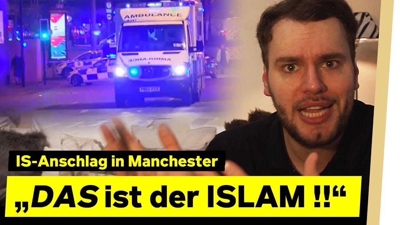 """IS-Anschlag in Manchester: """"DAS ist der ISLAM !!"""""""