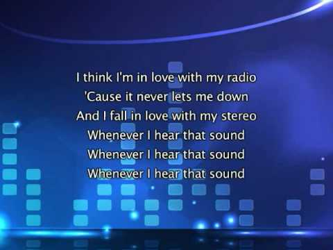 Beyonce - Radio, Lyrics In Video