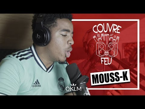 Youtube: MOUS-K – Freestyle COUVRE FEU sur OKLM Radio
