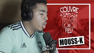 MOUS-K - Freestyle COUVRE FEU sur OKLM Radio