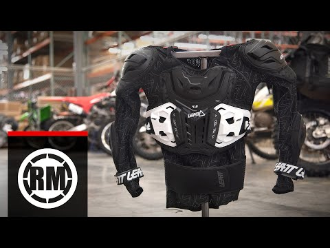Leatt 4.5 Motocross Body Protector Pro