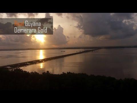 Explore Guyana  - Demerara Gold