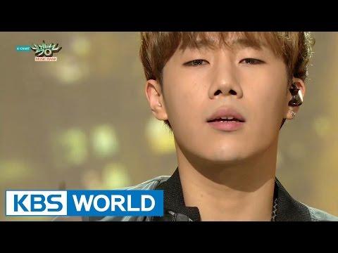 Kim SungKyu (김성규) - Kontrol [Music Bank HOT Stage / 2015.06.05]
