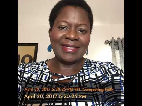 Bola Adewunmi:  Conquering Faith Through The Power of The Holy Spirit. Part 3