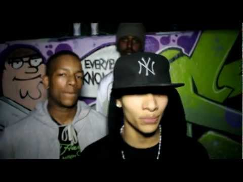 BDMEDIA - RAPH, LASH AND VENOM (BOSSY BOYS) - FREESTYLE #2