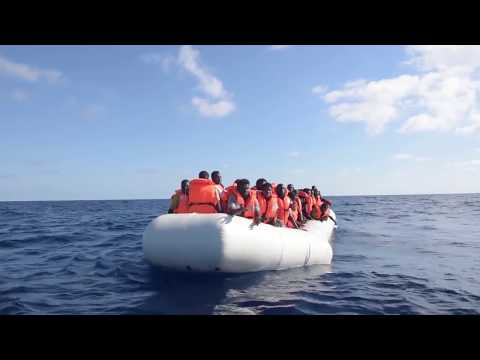 Search and Rescue in the Mediterranean