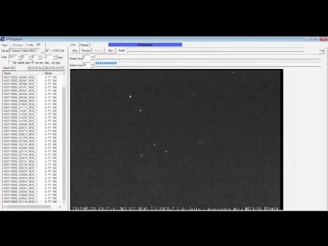 AO VIVO: Chuva de meteoros Eta Aquáridas 2017