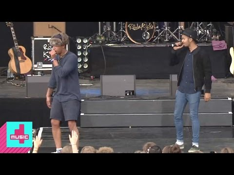 Rizzle Kicks - Down With The Trumpets (Live)   Fusion Festival