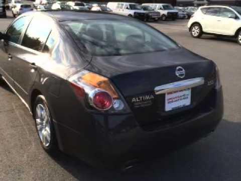 2012 Nissan Altima Hooksett Nh Youtube