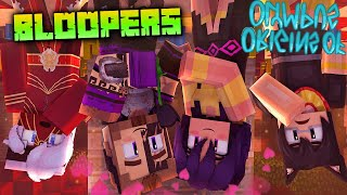 "Origins of Olympus - ""BLOOPERS of APHRODITE!"" (Percy Jackson Minecraft Roleplay)"