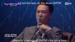 [ENG SUB] Jeon Soyeon 전소연 vs. Cool Kid 쿨키드 Diss Battle [UNPRETTY RAPSTAR 3]