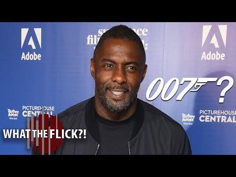 Idris Elba Tweets About James Bond Casting