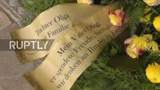 Germany: Beloved USSR-era clown Oleg Popov buried in Bavaria