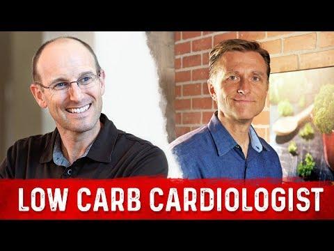Dr. Berg Interviews Low Carb Cardiologist Dr. Bret Scher