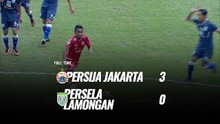 [Pekan Tunda] Cuplikan Pertandingan Persija Jakarta vs Persela Lamongan, 20 November 2018