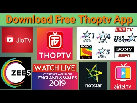 Thoptv app download for pc