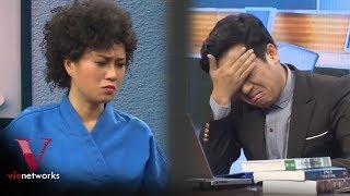 Lâm Vỹ Dạ vác kiếm đòi nợ Trường Giang 20 triệu | Quảng Cáo Bá Đạo ( Phần 6) [Full HD]