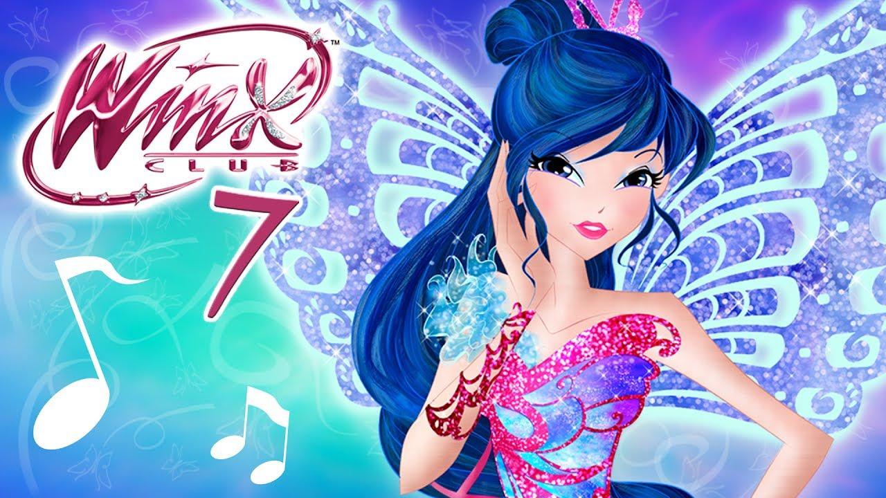 Winx club saison 7 toutes les chansons youtube - Winx saison 4 ...