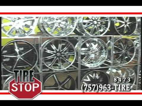 Tire Stop  Rim Showcase Norfolk, VA