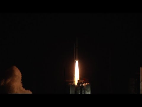 Long March-4C launches Queqiao (Chang'e-4 relay satellite/ 鹊桥)