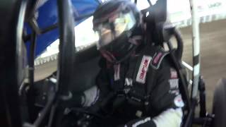 Shawn Dancer In-Car Limaland Speedway