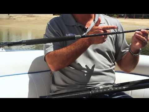 Okuma SCT Boat Rods