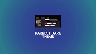 Use the Darkest Dark theme for a sexier Eclipse (free Eclipse plug-in)