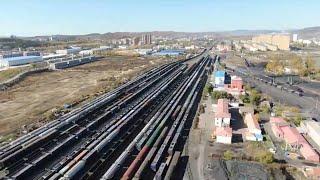 GLOBALink | NE China speeds up coal transport to meet rising energy demand