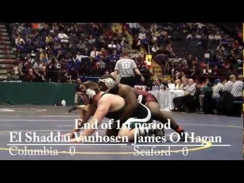 El Shaddai quarterfinal NYSPHSAA