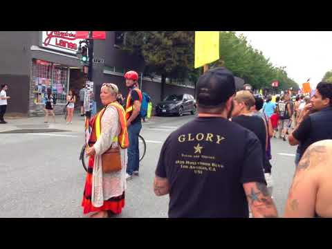 Vancouver Trans March 2017 (August 4th)