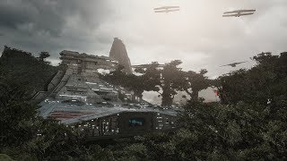 Overcast Kashyyyk Revenge of the Sith Mod | Star Wars Battlefront II