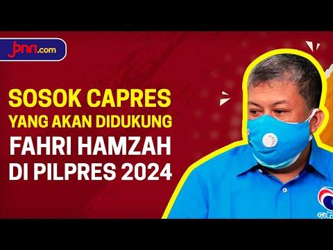 Ssst! Ini Ciri-Ciri Sosok Capres yang Akan Didukung Fahri Hamzah di Pilpres 2024