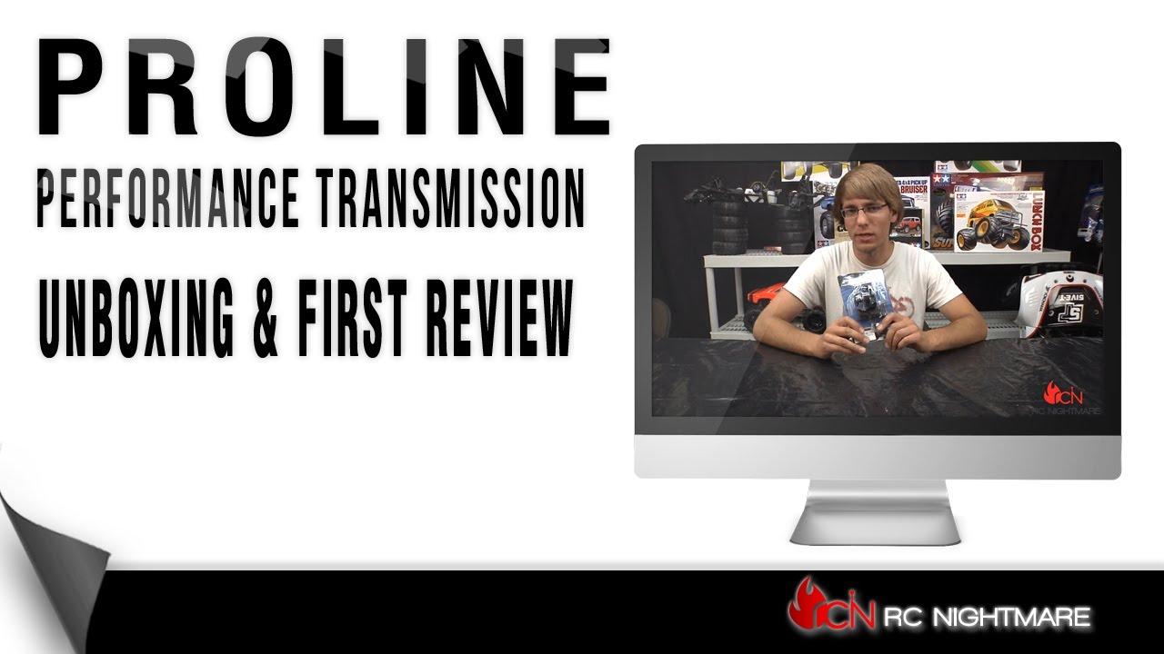 Pro-Line Performance Transmission