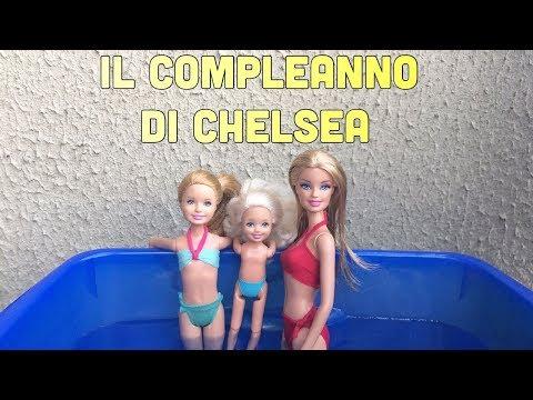 Barbie's Adventures Il Compleanno Di Chelsea