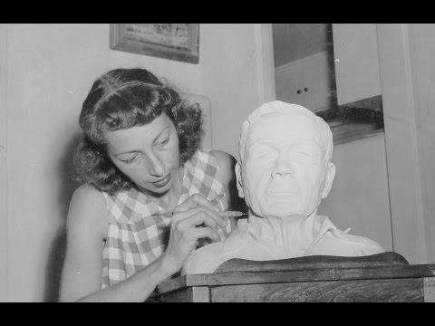 Sculptures of Jean Knapp