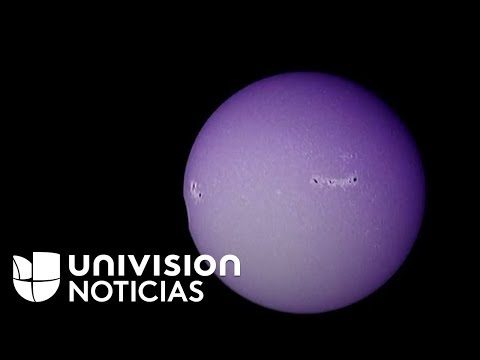 Sigue la cobertura en vivo de la NASA sobre el eclipse solar
