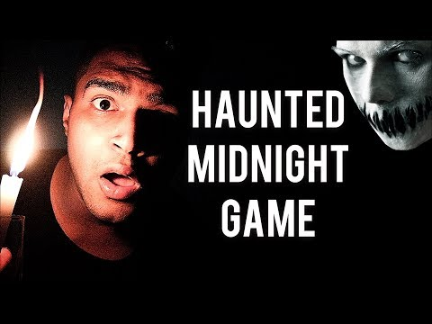 THE MIDNIGHT GAME   HAUNTED 3 AM CHALLENGE