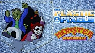 From Plastic to Pixels - Monster in my Pocket (NES)